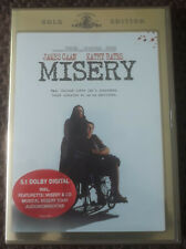 DvD-----Misery Stephen King-----MGM Gold Edition, James Caan Uncut FSK16