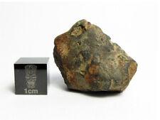New listing Gao-Guenie Meteorite 18.53g Flight Marked, Ablation Tortured Specimen