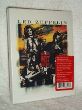 Led Zeppelin How The West Was Won (Blu-ray, 2018) NEW rock music live concert