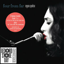 "Regina Spektor 7"" Four From Far RSD LIMITED EDITION LIVE IN LONDON BLUE VINYL"