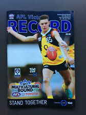VFL FOOTBALL RECORD Northern Blues Vs Geelong Cats Round 15 2017 TAC Cup AFL