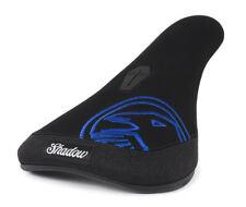 SHADOW CONSPIRACY CROW SLIM PIVOTAL SEAT BMX BIKE FIT SE HARO CULT SUBROSA BLUE
