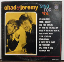 Chad And Jeremy Sing For You XTV 96287 092917mne