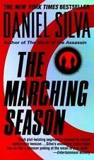 The Marching Season by Daniel Silva (2000, Paperback)