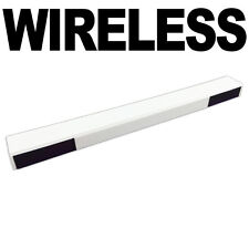 WIRELESS Replacement Sensor Bar Infrared TV Ray for Nintendo Wii & Wii U Console