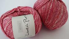 700 g Vero Lana Grossa Linea Pura Fb.110 pink meliert Baumwolle / Seide