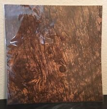"""12x12 Adhesive Backed Real Wood Paper Crafting 12""""x12"""" Rustic Cherry Tree Bark"""