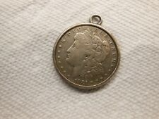 1921 Morgan Dollar Love Token