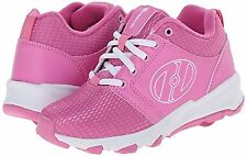 NEW Heelys High Tail Skate Shoe (Toddler/Little Kid/Big Kid) Pink White 770