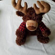 "Stuffed reindeer, 12"""