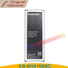 OEM Genuine EB-BN916BBC Battery  for Samsung Galaxy Note 4 SM-N9100 Duos 3000mAh