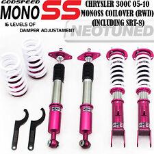 Godspeed MSS0139 MonoSS Damper Coilovers Strut Shock Kit For Chrysler 300C 05-10