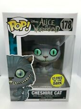 Alice in Wonderland - Cheshire Cat Glow in the Dark #178 Pop