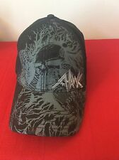 HAWK BLACK SILVER HAT/ Cap Boys One Size