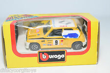 BBURAGO BURAGO 4160 RENAULT R5 R 5 TURBO MONTECARLO RALLY MINT BOXED.