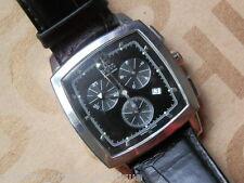 Hugo Boss Da Uomo Designer VANQUISH Vanquisher Cronografo Swiss Made Orologio da polso