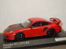 Porsche 911 997 MKII GT2 RS 2010 - Minichamps 1:43 in Box *37308