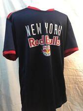 NEW YORK RED BULLS SIZE:MEDIUM JERSEY NWOT