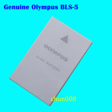 Genuine Original OLYMPUS BLS-5 Battery for BLS-1 BCS-5 E-PL2 PL3 PL5 EP3 EM10