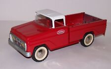 Tonka Toys '62-'63 Pickup Truck Restored Practically New Pressed Steel