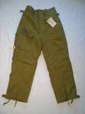 Soviet Russian Army winter Mabuta pants NEW size 50-4 RARE with warm liner
