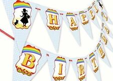 Wizard of Oz Happy Birthday Banner Pennant