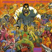 Massive Attack V Mad Professor – No Protection CD Virgin Music 1995 USED