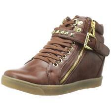 Wanted Aberdeen Women's Cognac Fashion Sneaker 9M