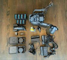 Sony Pxw-Fs7M2 4k Xdcam Camcorder + Many Accessories