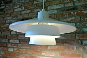 Dänische Deckenlampe Danish Design Lamp Louis Poulsen Ära Denmark