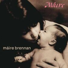 MAIRE BRENNAN - Máire (CD 1992) USA First Edition EXC-NM Clannad Ambient Celtic