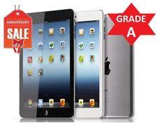 Apple iPad Mini 1st WiFi, GSM Unlocked I 16GB 32GB 64GB I Black Gray White