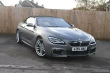 BMW 640i/650i.M6 Cabriolet ['11-'18] Convertible Top Fits To Factory Glass
