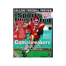 Reggie Bush signed USC Trojans 2005 Sports Illustrated 16x20 Photo - Bush Holo