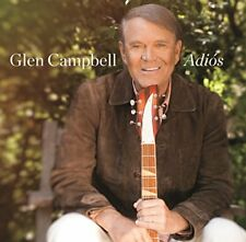 Glen Campbell - Adios (NEW 2 x CD)