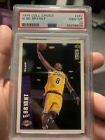 1996 Collector's Choice #267 Kobe Bryant RC PSA 10 Gem Mint Rookie LA Lakers