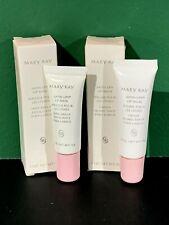 Mary Kay Satin Lips Set Lip Balm & Lip Mask .3oz Tubes