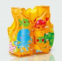 Vest Swim Fun Fish 2-4yr Child