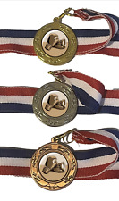 Boxing Gloves 40 mm Emperor Sports Medal Optional Engraving