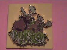 Disney GWP Map Pin 2005 All Roads Lead To The Happiest Homecoming Rutt & Tuke