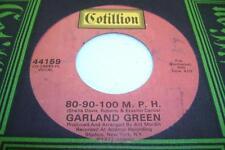 Soul 45 GARLAND GREEN 80 - 90 - 100 M. P. H. on Cotillion