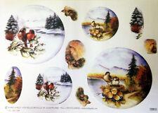 HOBBY & BLU - CARTA DA DECOUPAGE - CAL 120/199 - 35x50cm