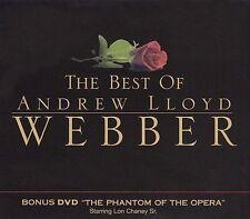Andrew Lloyd Webber [Bonus DVD] [Digipak] by Andrew Lloyd Webber (Composer) (CD,