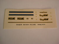 DECALS KIT 1/12 DENNY HULME  MCLAREN F1