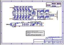 SCHEMATICS FOR XANTREX STATPOWER PROSINE 3.0 SINE WAVE POWER INVERTER CHARGER