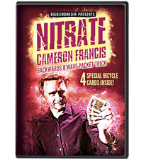 Nitrate Backwards B'Wave (Gimmicks and Online Instructions) by Big Blind Media