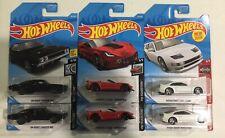 Nissan 300ZX Twin Turbo Hot Wheels JDM Corvette Z06 Dodge Charger 500 Lot Rare