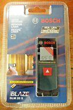 Bosch Laser Distance Tape Measure Glm 65ft Range Finder Measurer Tool Bosch New