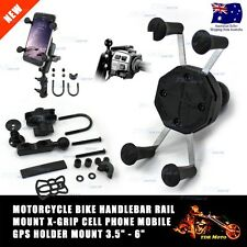 XGrip Motorcycle Scooter Mount Phone Bike Holder iPhone 7 6 6s PLUS Samsung Note