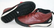 NEW Womens Sz 7 ADIDAS Daroga Sleek Chukka B33140 Fox Brown Sneakers Shoes